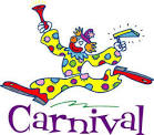 Warsaw Fire department carnival  July 1 through 4