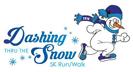 Dashing Thru The Snow 5K Run / Walk   December 3, 2016