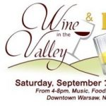 Wine and Brews in the Valley  Saturday , September 16th