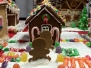 Gingerbread House Contest 2015