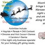 Moonlight Magic Thursday, December 7th