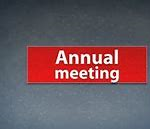 Annual Meeting Thursday, March 21st